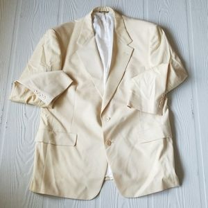 Hart Shaffner & Marx Blazer Suit Jacket